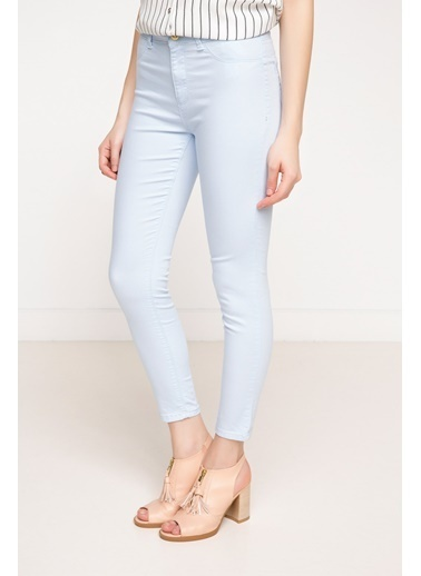 DeFacto Super Skinny Pantolon Mavi